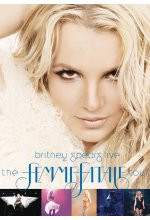 Britney Spears - Live/The Femme Fatale Tour DVD-Cover