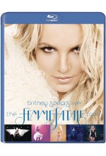 Britney Spears - Live/The Femme Fatale Tour Blu-ray-Cover