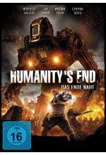 Humanity's End - Das Ende naht DVD-Cover