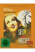 Sein oder Nichtsein - StudioCanal Collection Blu-ray-Cover