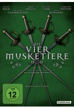 Die vier Musketiere DVD-Cover