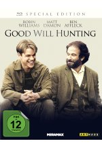 Good Will Hunting  [SE] Blu-ray-Cover