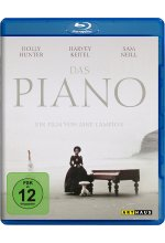 Das Piano <br> Blu-ray-Cover