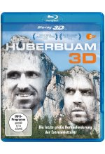 Die Huberbuam 3D Blu-ray 3D-Cover