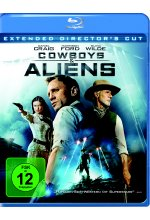 Cowboys & Aliens - Extended Director's Cut Blu-ray-Cover