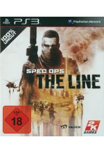 Spec Ops - The Line Cover