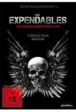 The Expendables - Extended  [DC] DVD-Cover