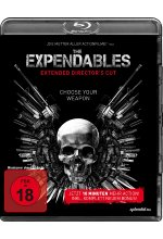 The Expendables - Extended  [DC] Blu-ray-Cover