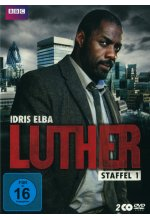 Luther - Staffel 1  [2 DVDs] DVD-Cover