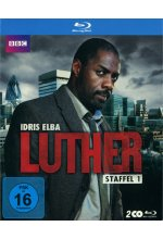 Luther - Staffel 1  [2 BRs] Blu-ray-Cover
