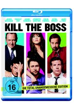 Kill the Boss  BR Blu-ray-Cover