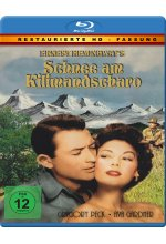 Schnee am Kilimandscharo Blu-ray-Cover