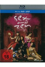 Sex and Zen: Extreme Ecstasy  [DC] Blu-ray 3D-Cover