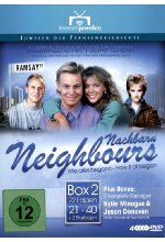 Nachbarn/Neighbours - Box 2: Wie alles begann  (Episoden 21-40)  [4 DVDs] DVD-Cover