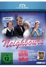 Nachbarn/Neighbours - Box 3: Wie alles begann  (Episoden 41-60)  [4 DVDs] DVD-Cover