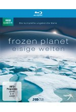 Frozen Planet - Eisige Welten  [2 BRs] Blu-ray-Cover