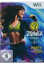 Zumba Fitness 2 Cover