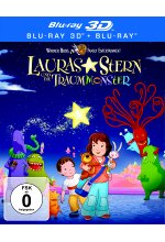 Lauras Stern und die Traummonster  (inkl. 2D-Version) Blu-ray 3D-Cover