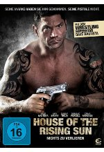 House of the Rising Sun DVD-Cover