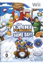 Club Penguin - Game Day! Cover