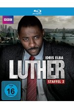 Luther - Staffel 2 Blu-ray-Cover