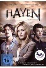 Haven - Staffel 2  [4 DVDs] DVD-Cover