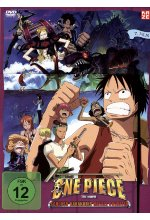 One Piece - 7. Film: Schloß Karakuris Metall-Soldaten  [LE] DVD-Cover
