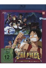 One Piece - 7. Film: Schloß Karakuris Metall-Soldaten Blu-ray-Cover