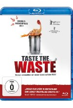 Taste the Waste Blu-ray-Cover
