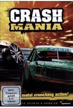 Crash Mania DVD-Cover