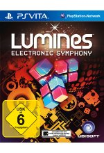 Lumines - Electronic Symphony Cover