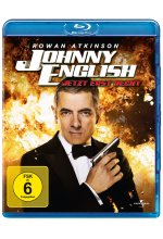 Johnny English - Jetzt erst recht Blu-ray-Cover