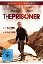 The Prisoner - Die komplette Serie  [3 DVDs] DVD-Cover