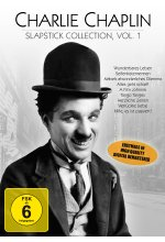 Charlie Chaplin - Slapstick Collection Vol. 1 DVD-Cover