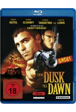 From dusk till dawn - Uncut  [2 BRs]<br> Blu-ray-Cover