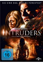 Intruders DVD-Cover
