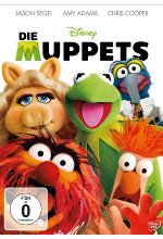Die Muppets - Der Film DVD-Cover