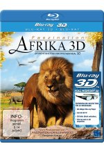 Faszination Afrika 3D Blu-ray 3D-Cover