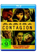 Contagion Blu-ray-Cover