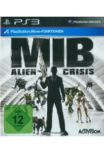 Men in Black - Alien Crisis Cover