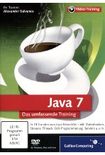 Java 7 - Das umfassende Training  (Win+MAC+Linux) Cover