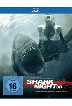 Shark Night 3D Blu-ray 3D-Cover