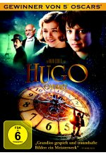 Hugo Cabret DVD-Cover