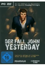 Der Fall John Yesterday Cover