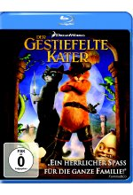 Der gestiefelte Kater Blu-ray-Cover
