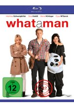 What A Man Blu-ray-Cover