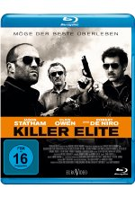 Killer Elite Blu-ray-Cover
