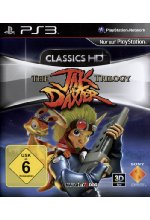 Jak and Daxter Trilogy (Classics HD) Cover