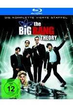 The Big Bang Theory - Staffel 4  [2 BRs] Blu-ray-Cover
