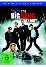 The Big Bang Theory - Staffel 4  [3 DVDs] DVD-Cover